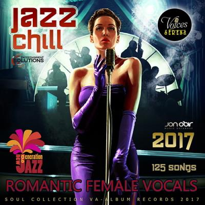 Jazz Chill: Romantic Female Vocals (2017)