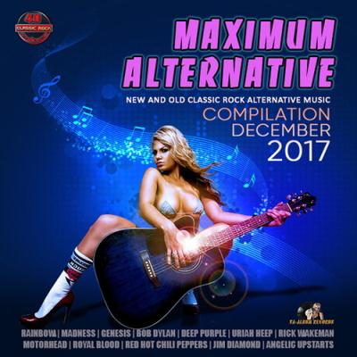 Maximum Alternative (2017)