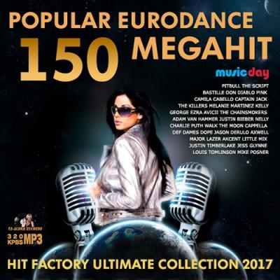 150 Popular Eurodance Megahit (2017)