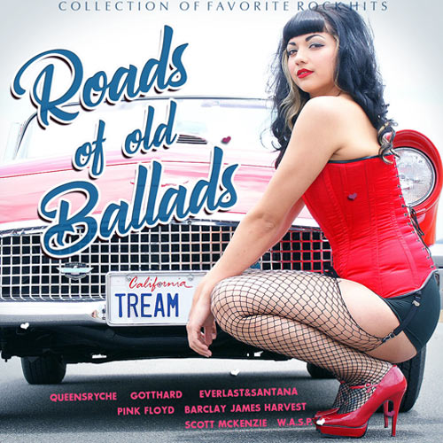 Rock Hits - Roads of old Ballads (2018)