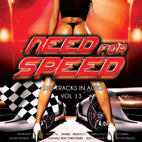 Need For Speed. 100 Tracks. Vol.13 (2018)