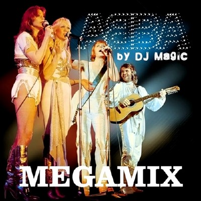 ABBA - The Megamix by Dj Magic (2013)