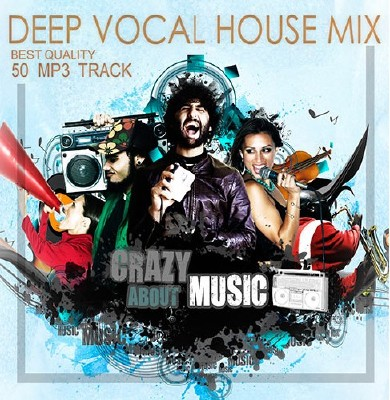 VA - Grazy About Music (2013) MP3