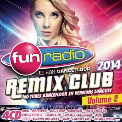 Fun Radio: Remix Club Vol.2 (2014)