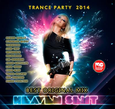 VA -Heavent Sent:Trance Party (2014)