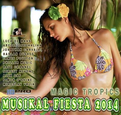 VA -Musikal Fiesta Magic Tropic (2014)