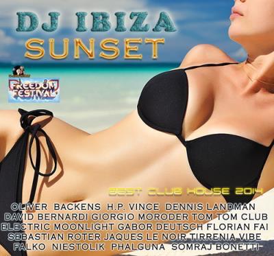 VA -DJ Ibiza Sunset (2014)
