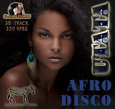 VA - Utata Afro Disco (2014)
