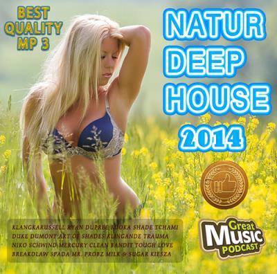 VA - Natur Deep House (2014)