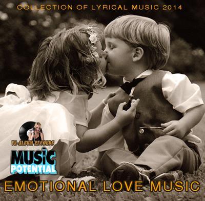 VA - Emotional Love Musik (2014)