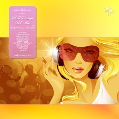 VA - Chill Lounge del Mar Vol 3 (Ibiza Beach Chilled Out Sessions) (2014)
