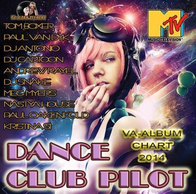 VA - Electro Dance Club Pilot (2014)