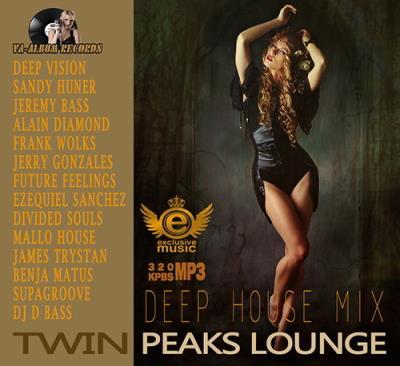 Twin Peaks Longe Deep House Mix (2015)