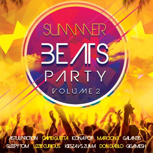 Summer Beats Party Vol.2 (2015)