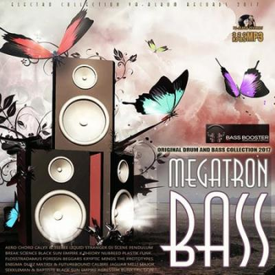 Megatron Bass: Original Drum And Bass Collection (2017)
