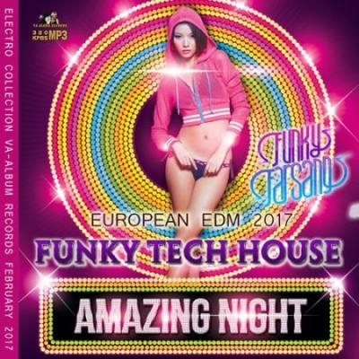 Amazing Night: European EDM (2017)