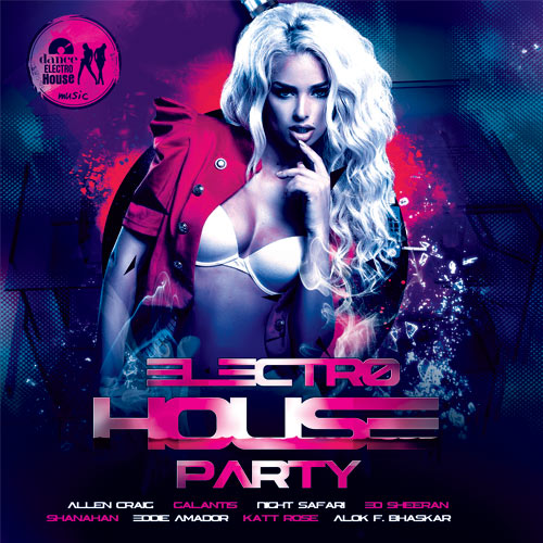 Electro House Party 100 hits (2017)