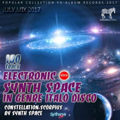 Electronic Synthspace In Genre Italo Disco (2017)